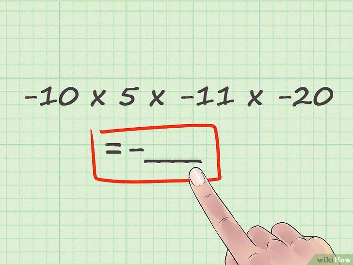 Imaginea intitulată Împărțirea și împărțirea numerelor întregi Pasul 4
