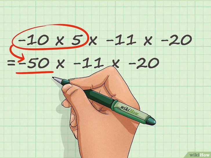 Imaginea intitulată Împărțirea și împărțirea numerelor întregi Pasul 5