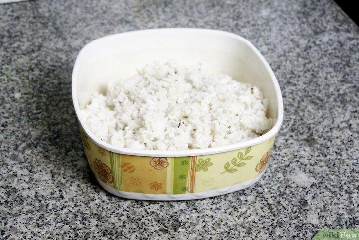 Imaginea intitulă Efectul orezului Fried Rice Pasul 3