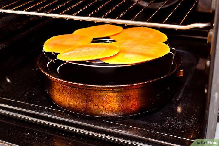 Imagine cu titlul Cook Squash galben Pasul 7