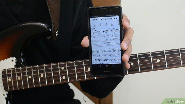 Imaginea intitulată Play Guitar Step 13