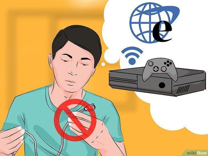 Imagine intitulată Conectați Xbox One la Internet Pasul 5