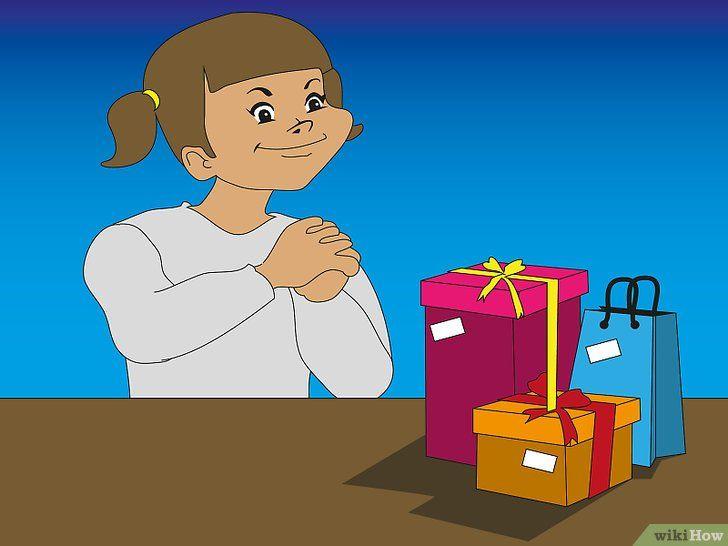 Ia-ți copiii să doarmă în ajunul Crăciunului Pasul 9