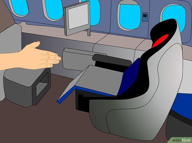 Supraviețuiți bine zborurilor de lungă durată