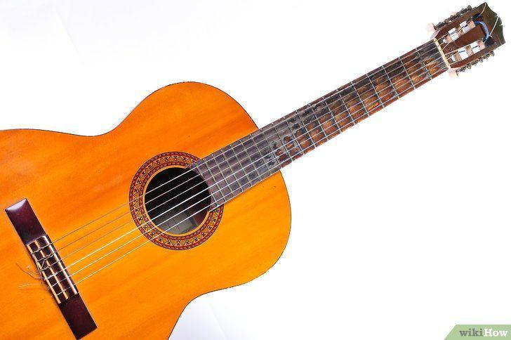 Imagine intitulata Start Learning Guitar Step 2