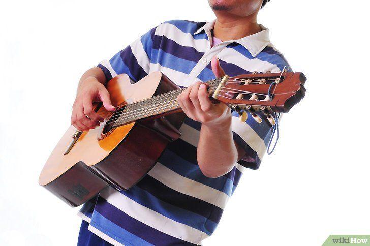 Imagine intitulată Începeți să învățați chitara Step 8