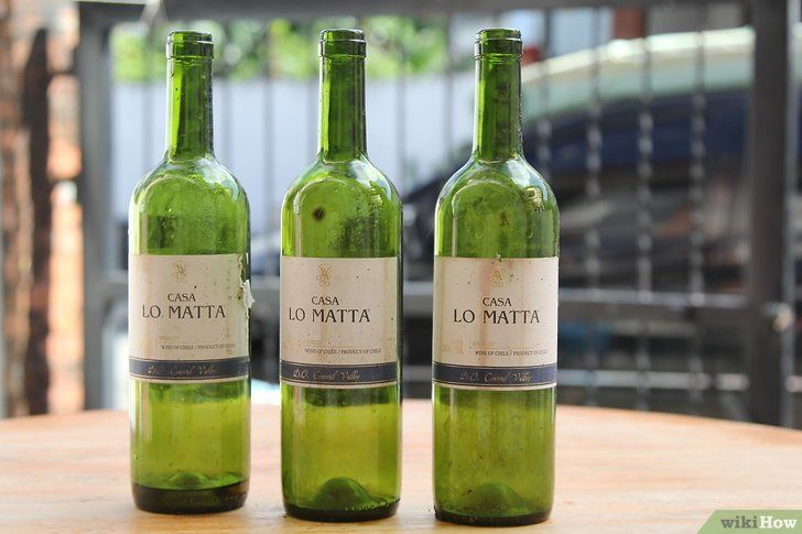 Imaginea intitulă Asigurați-vă lumina de accent pentru sticla de vin Step 1