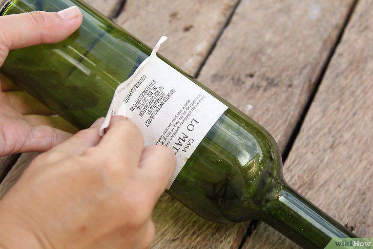 Imaginea cu titlul Asigurați-vă lumina de accent pentru sticla de vin Step 2