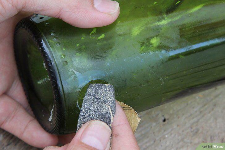 Imaginea cu titlul Asigurați-vă lumina de accent pentru sticla de vin Step 9