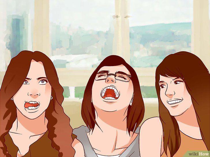 Niciodată nu a alerga afară de distracție Lucruri de făcut cu prietenii tăi Teenage Pasul 6
