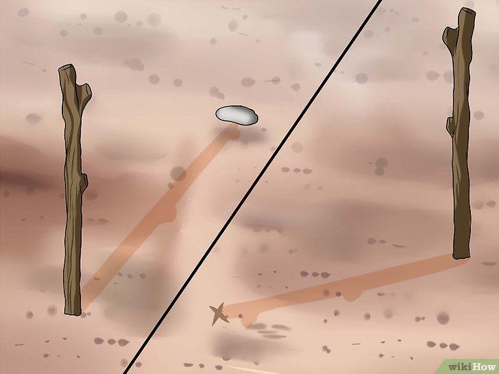 Imaginea intitulată Găsiți adevăratul nord fără o busolă Pasul 2
