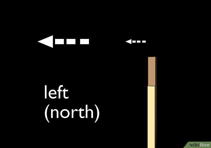 Titlul imaginii Găsiți direcția fără o compasie Pasul 8Bullet4