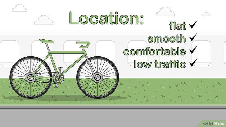 Învață să conduci o bicicletă