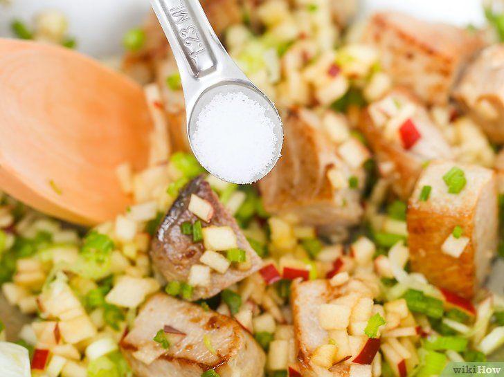 Imaginea intitulă Faceți salata de ton 17