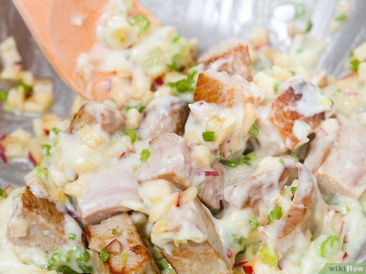 Imaginea intitulă Fă-ți salata de tonă Pasul 18