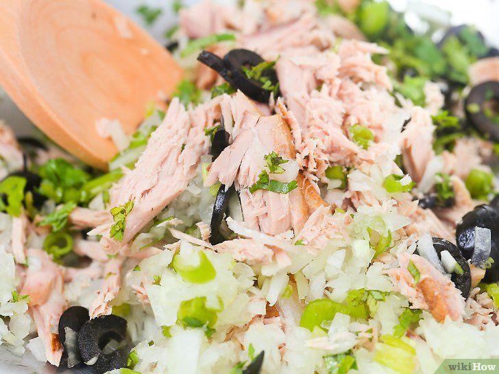 Imaginea intitulă Faceți salata de ton 21