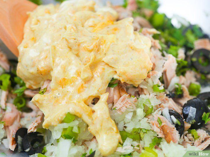 Imaginea intitulă Fă-ți salata de tonă Pasul 23