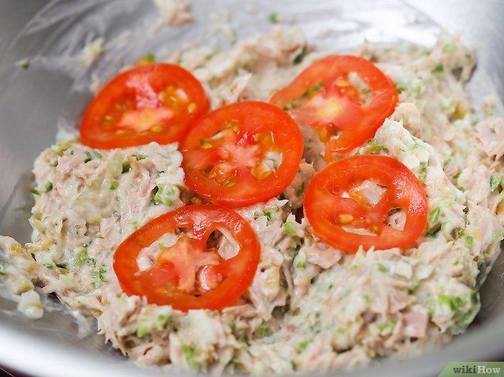 Imaginea intitulă Fă-ți salata de tonă Pasul 6