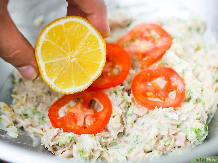 Imagine cu titlul Make Salmon Tuna Pasul 7