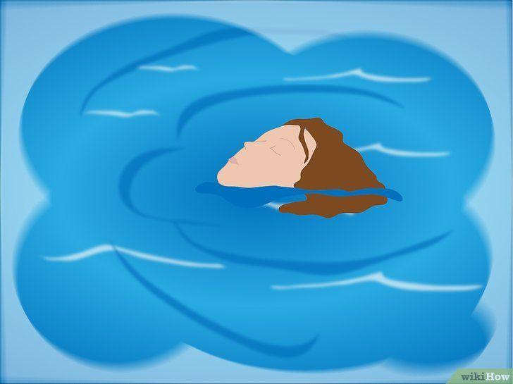 Păstrați aerul sub apă