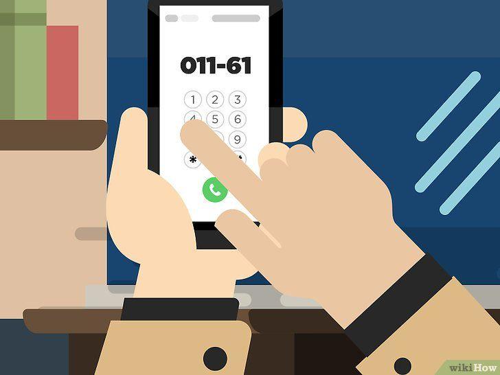 Imaginea intitulată Formați numerele internaționale de telefon din America Pasul 2