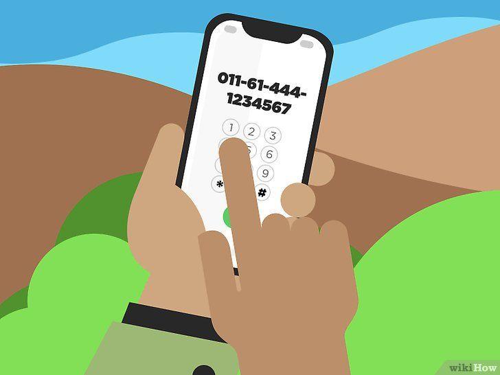 Imaginea intitulată Formați numerele internaționale de telefon din America Pasul 4