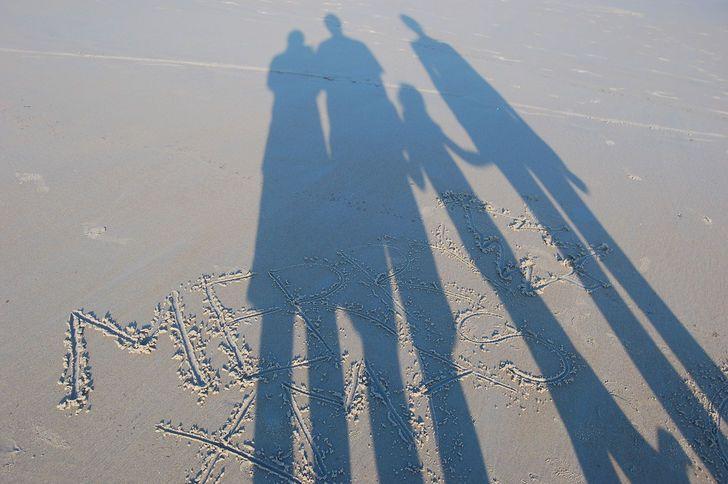 Imagine cu titlul Încercați placa de Crăciun pe plajă