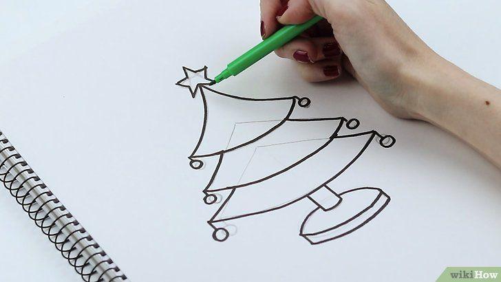 Imagine cu titlul Desen Trei Crăciun Pasul 15
