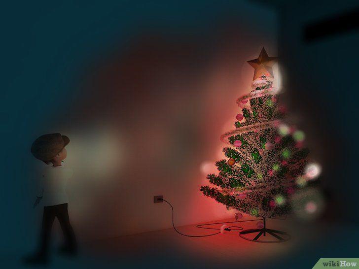 Imagine cu titlul Decorați un Pom de Crăciun Pasul 12