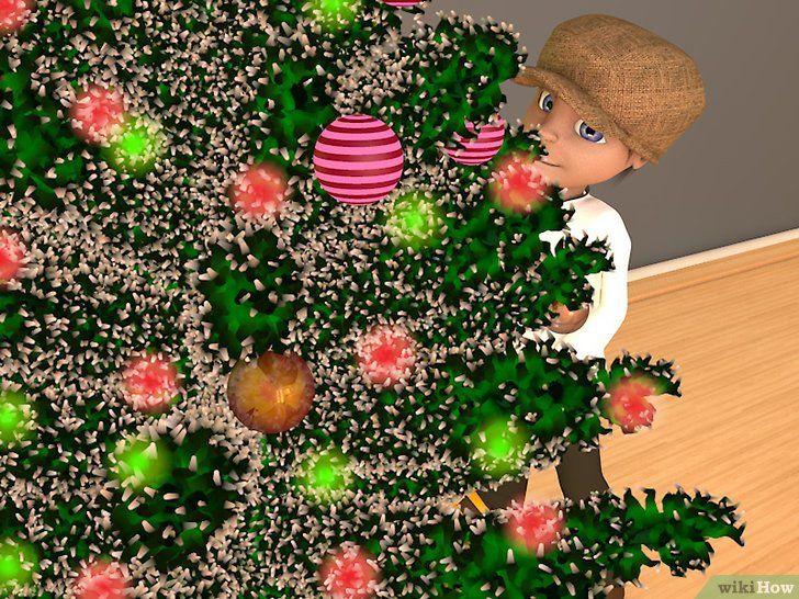 Imagine cu denumirea Decorați un Pom de Crăciun Pasul 5