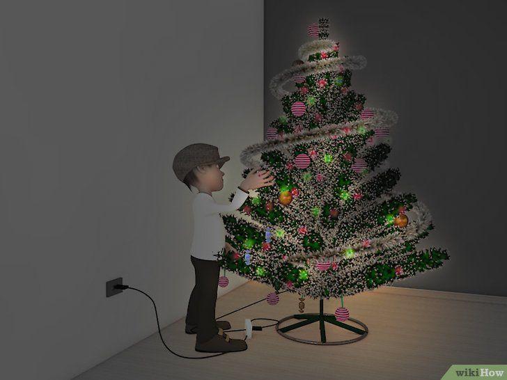 Imagine cu titlul Decorați un Pom de Crăciun Pasul 10