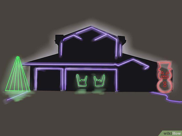 Imaginea intitulă Asigurați-vă lumina de Crăciun Flash la muzică Pasul 12