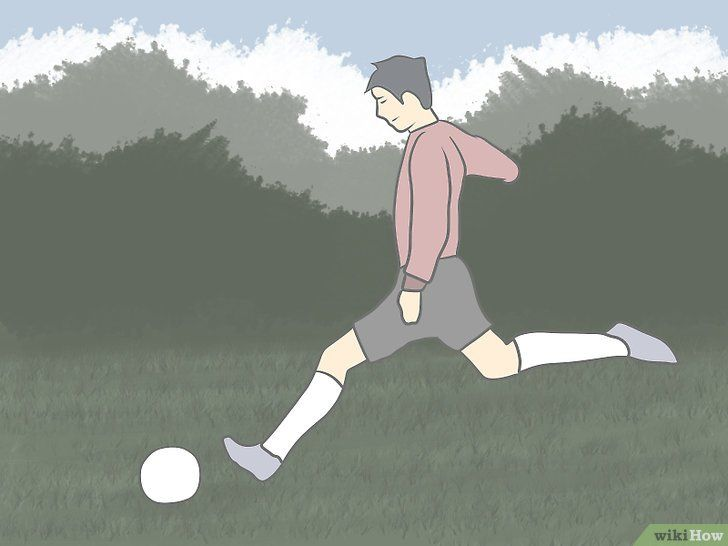 Imaginea intitulată Kick Like Cristiano Ronaldo Pasul 7