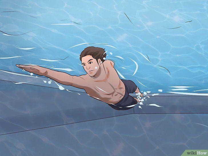 Ca o înot în sirenă