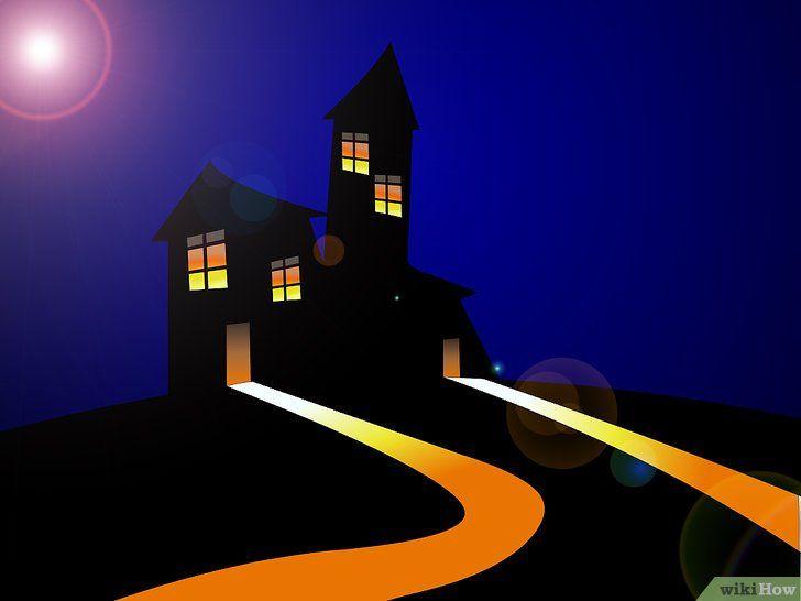 Imaginea intitulă Faceți o Casa Haunted Step 3