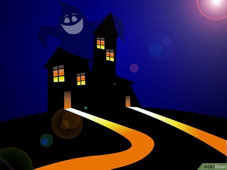 Imaginea intitulă Faceți o Casa Haunted Step 5