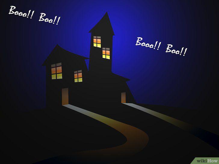 Imaginea intitulă Faceți o Casa Haunted Step 6