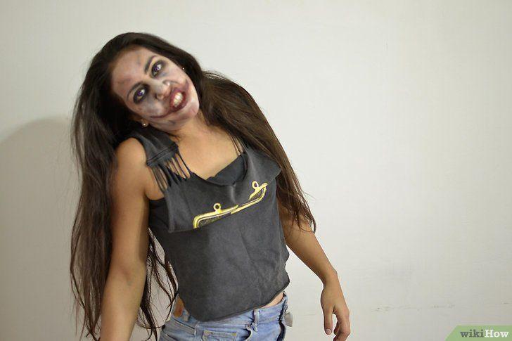 Imagine cu numele Aplicați Zombie Makeup Pasul 12
