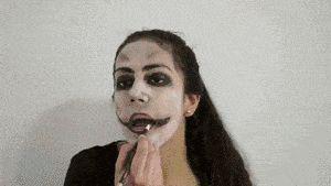 Imagine cu numele Aplicați machiajul zombie Pasul 13
