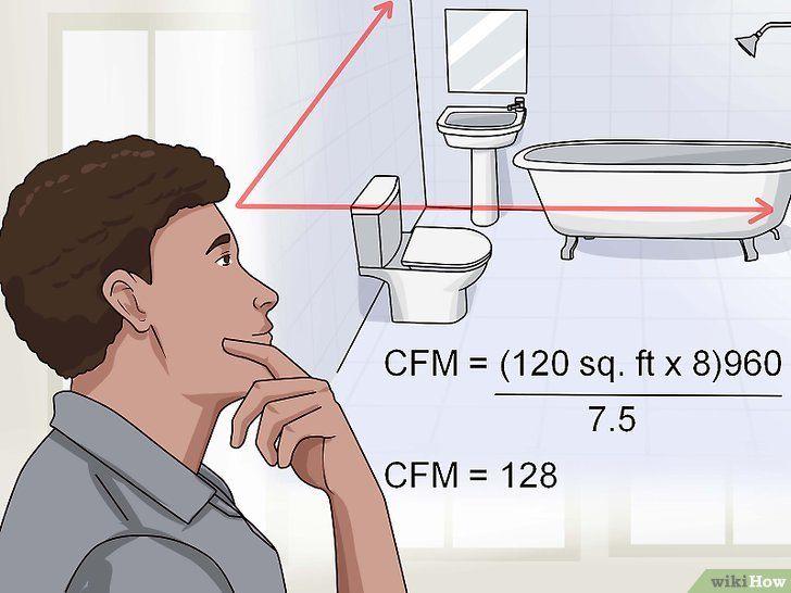 Cum se instalează un ventilator de baie