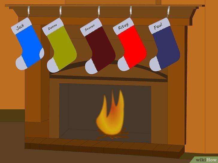 Imagine cu titlul Decorați-vă casa la Crăciun Pasul 2
