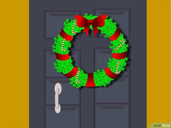 Imagine cu titlul Decorați-vă casa la Crăciun Pasul 4