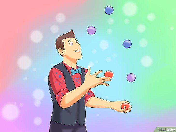 Cum să devii actor de circ