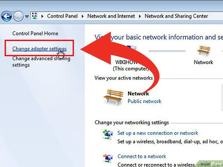 Imaginea intitulată Conectați Windows 8 la Windows 7 Pasul 1Bullet1