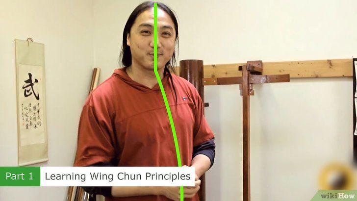 Învățarea Wing Chun