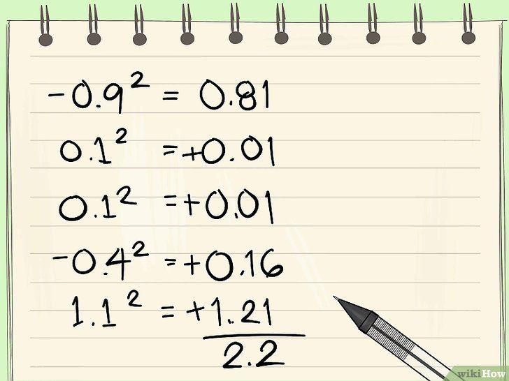 Imaginea intitulată Calculate Z Scores Step 8