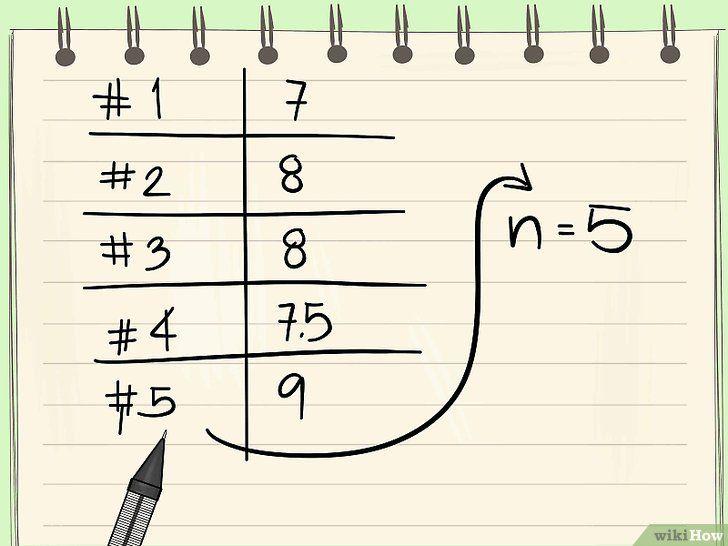Imaginea intitulată Calculate Z Scores Step 2