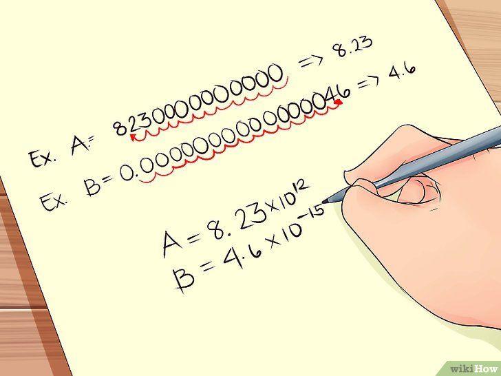 Imaginea intitulată Scrieți numerele în formularul standard Pasul 11