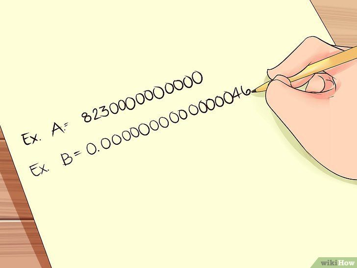 Imaginea intitulată Scrieți numerele în formularul standard Pasul 8