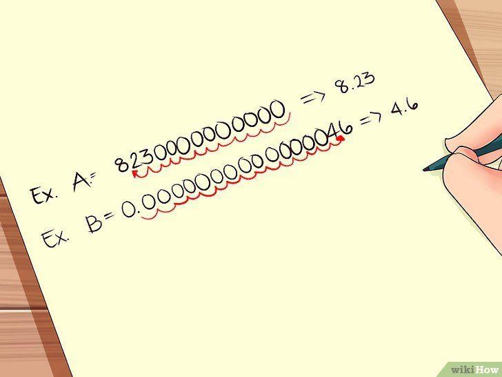 Imaginea intitulată Scrieți numerele în formularul standard Pasul 10